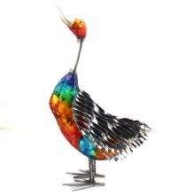 Metal Art Duck